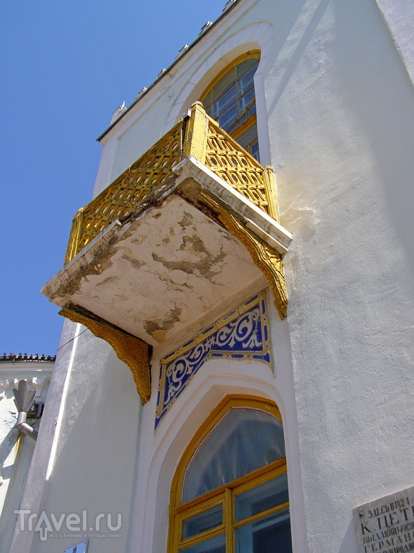 Ставропольский край. Железноводск. Дворец Бухарского Эмира / Россия