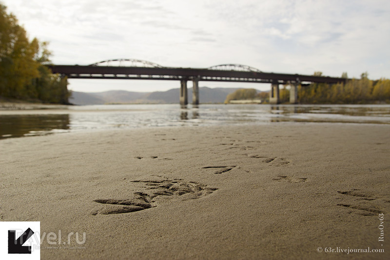 В поисках утраченного. Сокский мост / Россия