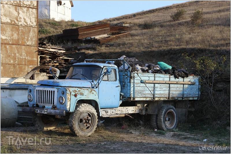 Горный массив Меганом / Фото из России