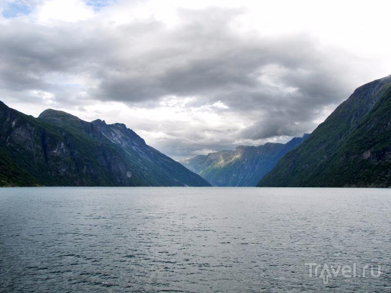 Норвегия, Гейрангерфьорд / Фото из Норвегии