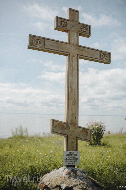 Талабский архипелаг или Псковская Исландия. Остров Залит / Фото из России