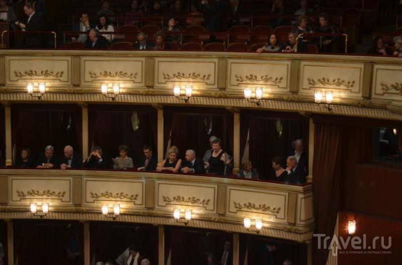 Венская опера / Австрия