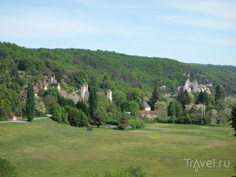 Франция. Пещеры Gouffre de Proumeyssac и Grotte du Grand Roc / Фото из Франции
