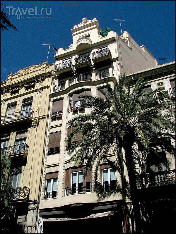 Валенсия. Улицы и площади / Испания
