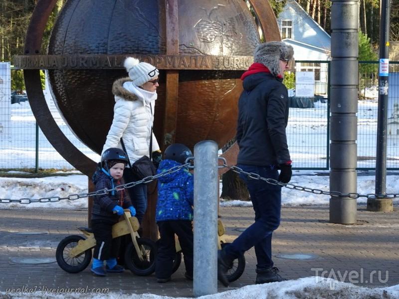 Рижский уик-энд. Юрмала / Фото из Латвии