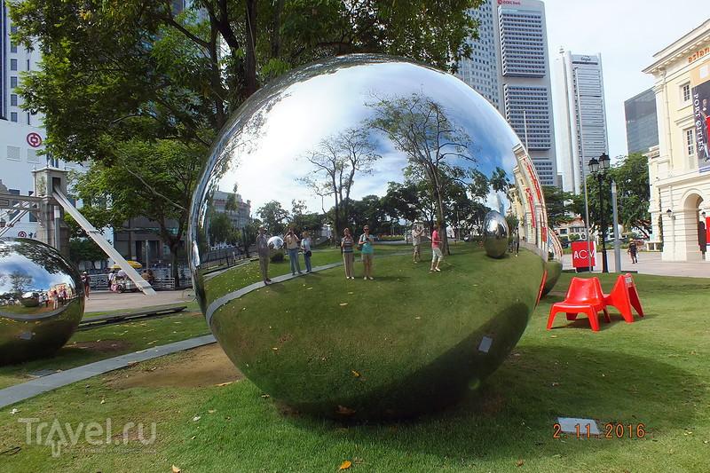 Сингапур. Экскурсия по городу / Сингапур