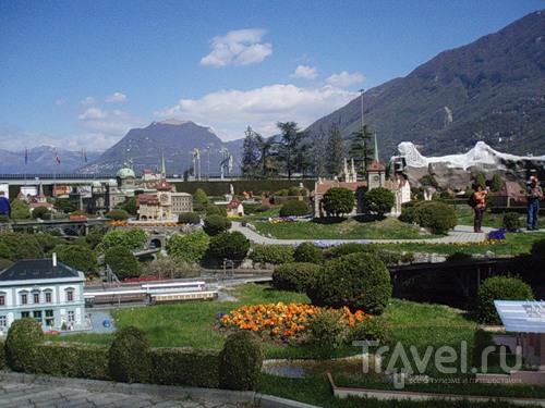 "Парк ""Swissminiatur"" / Швейцария"