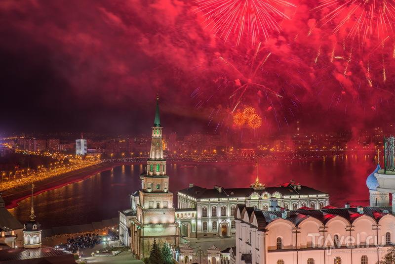 День Республики Татарстан и города Казани