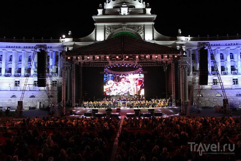 """Международный оперный фестиваль под открытым небом """"Казанская осень"""""""