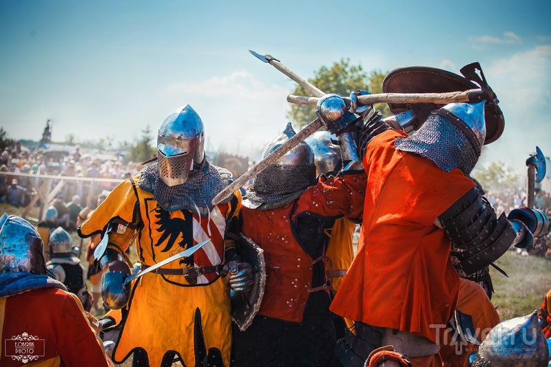 """Всероссийский фестиваль средневекового боя """"Великий Болгар"""""""