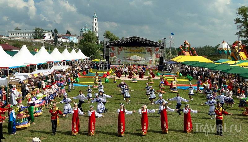 Всероссийская Спасская ярмарка