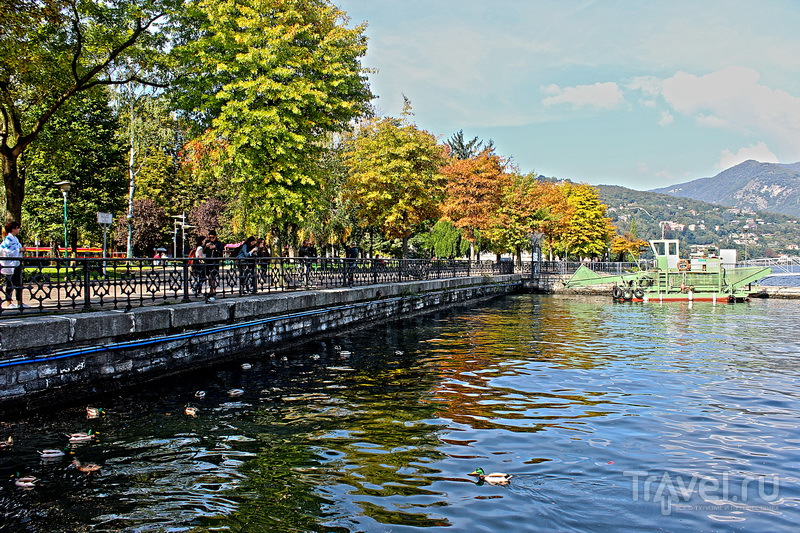 Озеро Комо / Фото из Италии