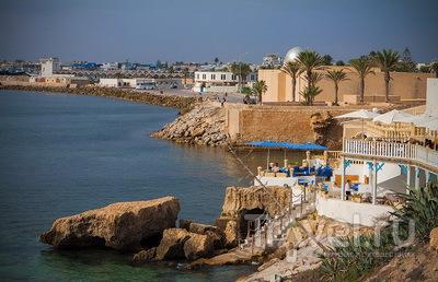 Медина Махдии / Тунис
