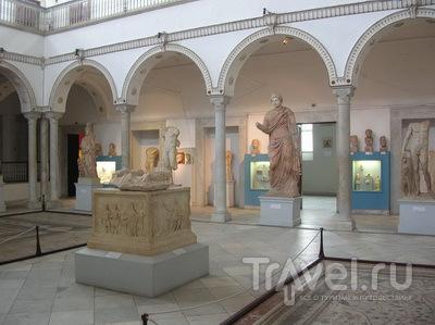 Зал Карфагенского искусства / Тунис