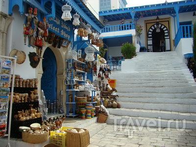 Sidi Bou Said / Тунис