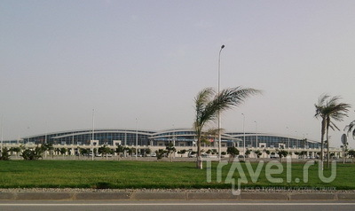 Enfidha–Hammamet International Airport / Тунис