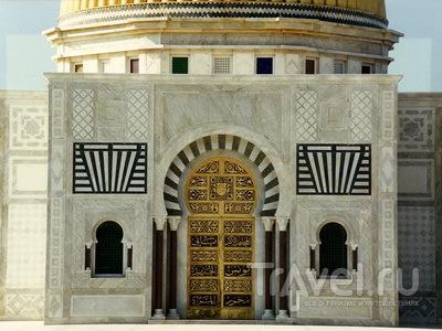 Музей-мавзолей Хабиба Бургибы / Тунис