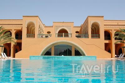 Hotel Ksar Rouge (Tunisie Tozeur)  / Тунис