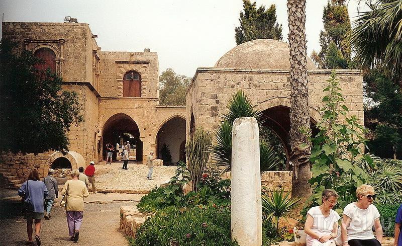 Монастырь Айя Напа