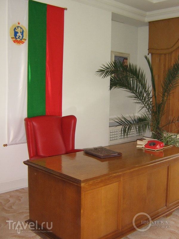 Резиденция Тедора Живкова в Арбанаси, Болгария / Фото из Болгарии