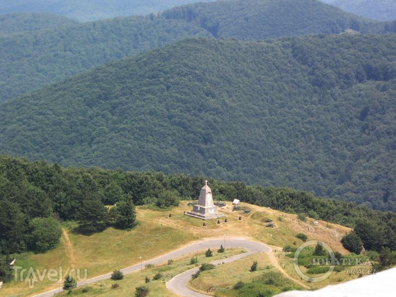 Перевал Шипка / Фото из Болгарии