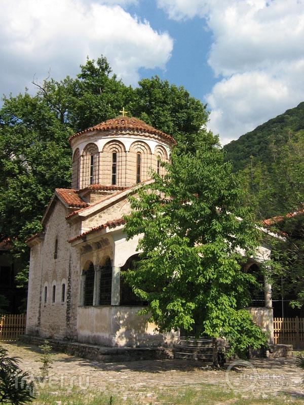 Бачковский монастырь в Болгарии / Фото из Болгарии