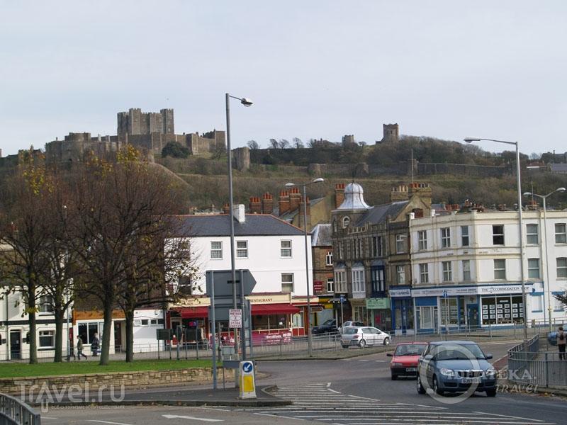 Город и замок / Фото из Великобритании