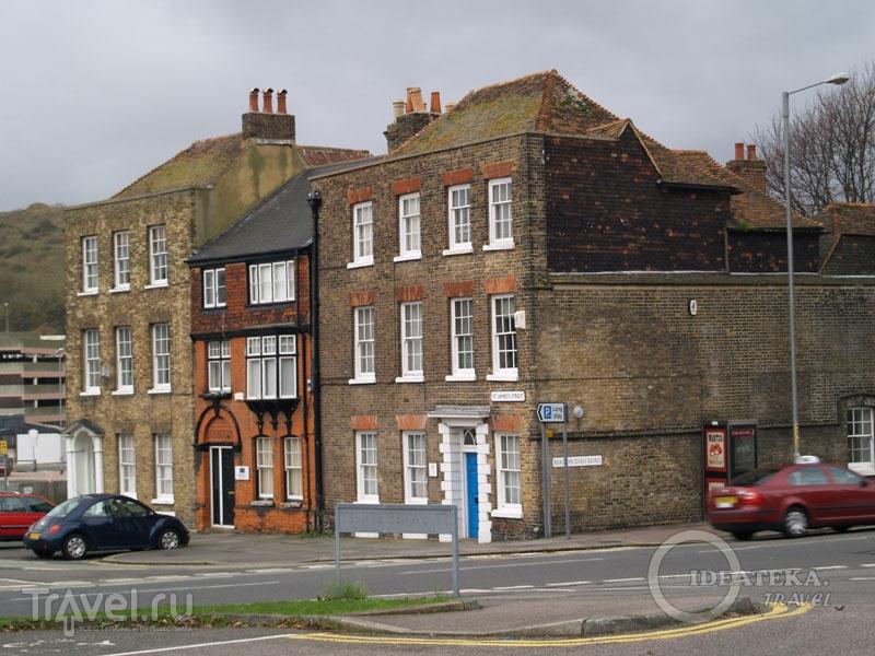 Английские домики / Фото из Великобритании