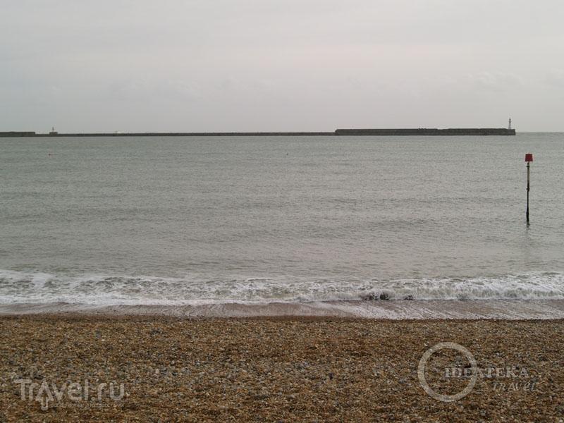 Английский пляж / Фото из Великобритании