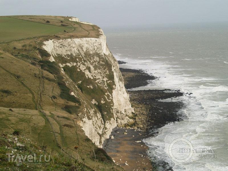 White Cliffs of Dover / Фото из Великобритании