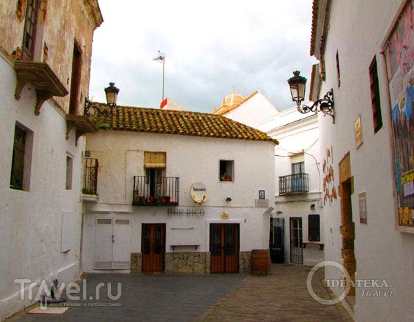 Старая часть Тарифы. Испания / Фото из Испании