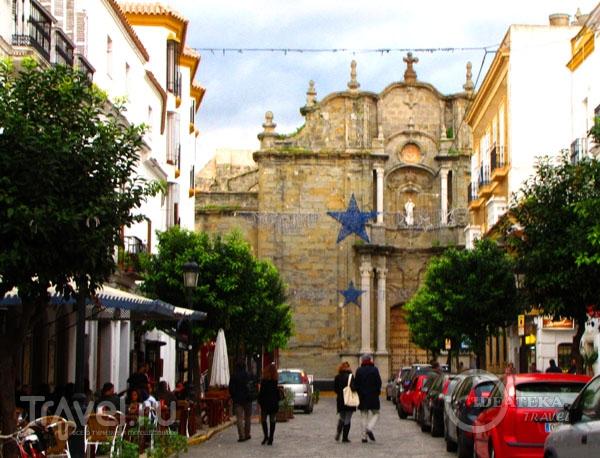 Церковь в Тарифе, Испания / Фото из Испании