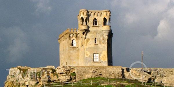 Башня в Тарифе, Испания / Фото из Испании