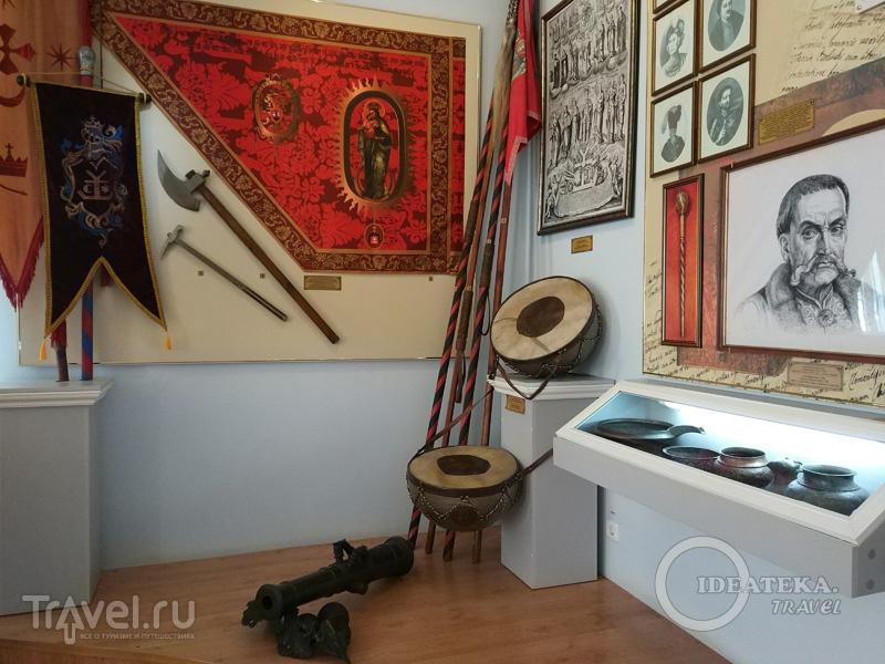 В Музее Полтавской битвы / Фото с Украины