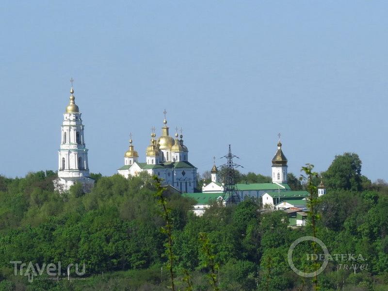 Крестовоздвиженский монастырь в Полтаве / Фото с Украины