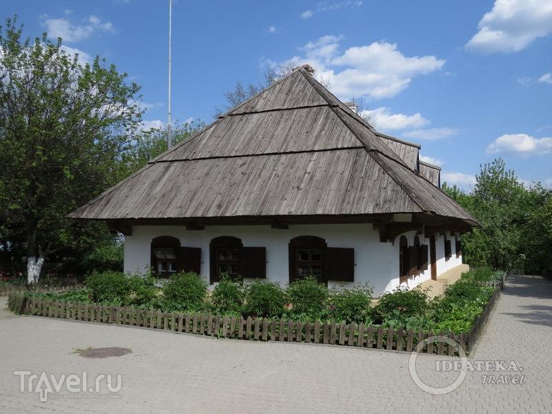 Дом-музей писателя Ивана Котляревского / Фото с Украины