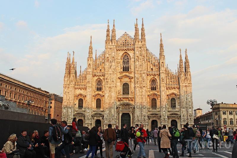 Милан / Фото из Италии