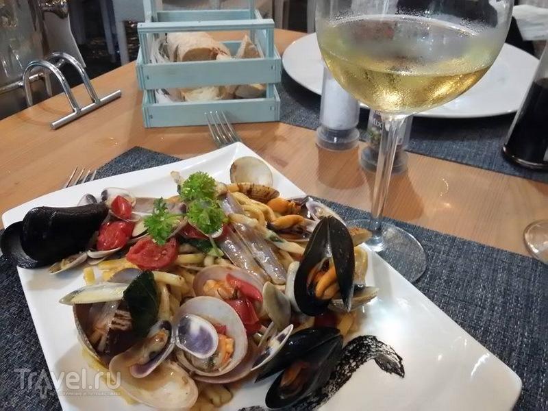 Блюдо от Officina del Mare / Италия