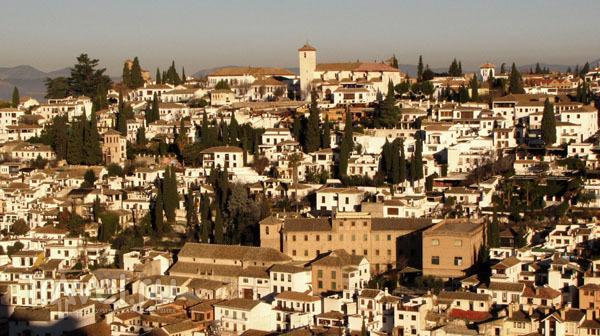 Гранада, Испания / Фото из Испании