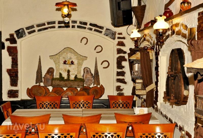 """Ресторан болгарской кухни """"Хъшове"""""""