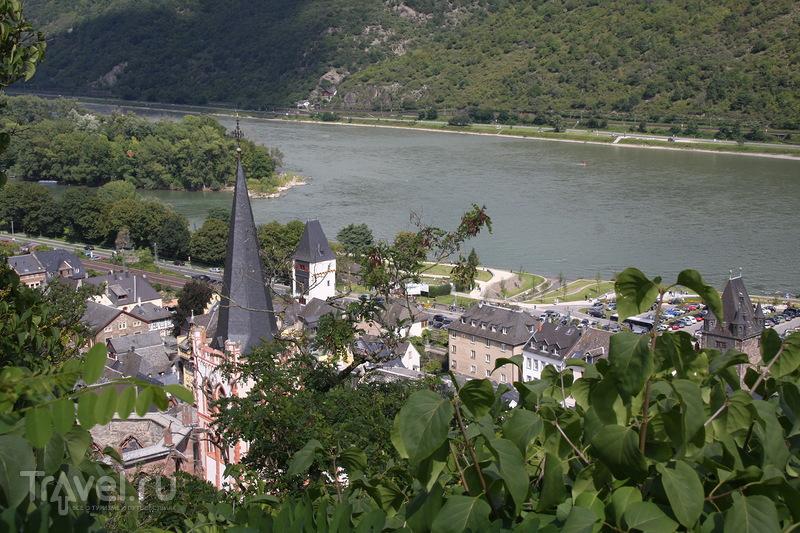 Бахарах на Рейне / Германия