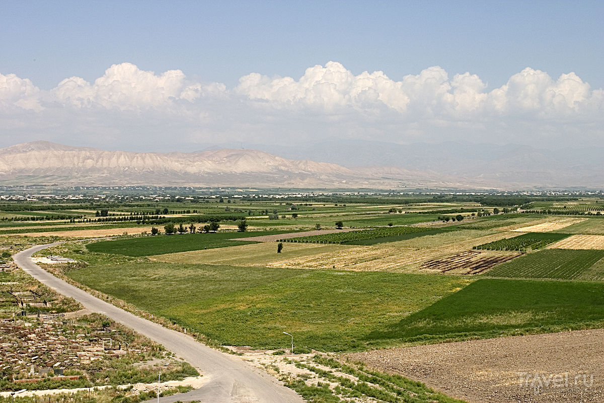 Араратская равнина / Армения