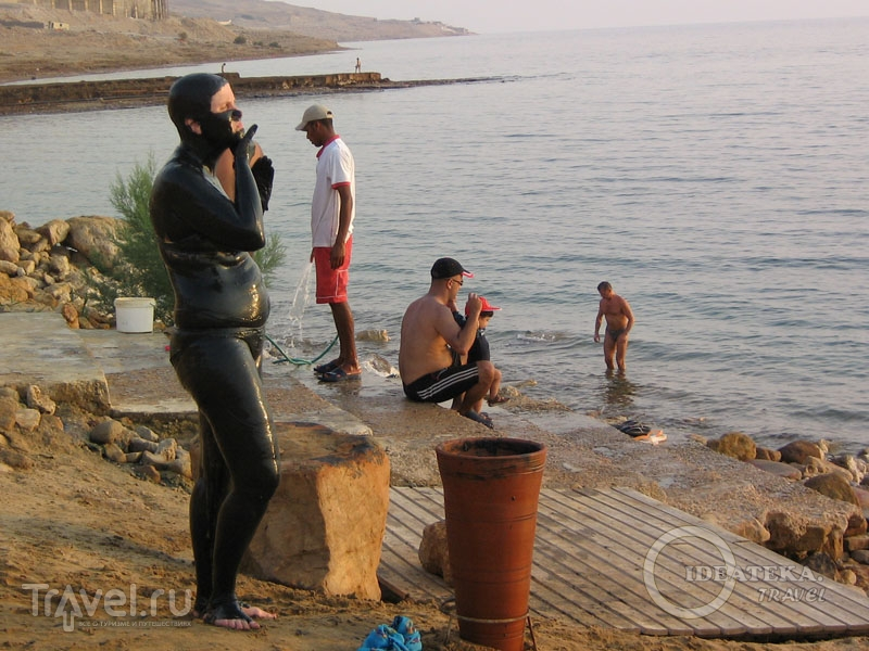 Отдых на побережье Мертвого моря / Фото из Иордании