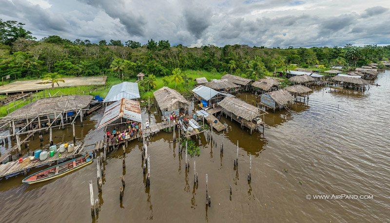 Дельта реки Ориноко, Венесуэла / Фото из Венесуэлы