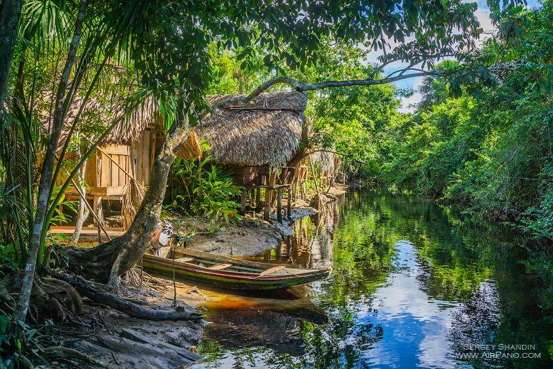 Дельта реки Ориноко / Фото из Венесуэлы