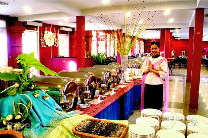 Ресторан шоу Siam Niramit в Бангкоке / Фото из Таиланда