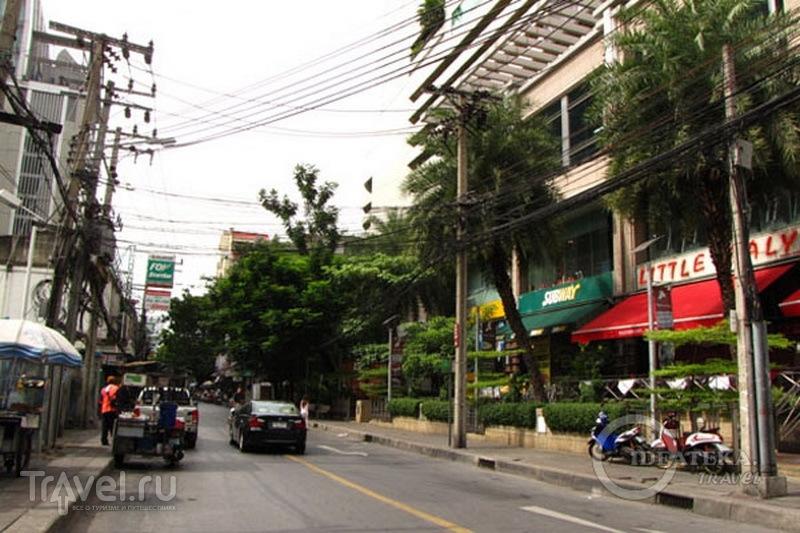 Улица в Бангкоке / Фото из Таиланда