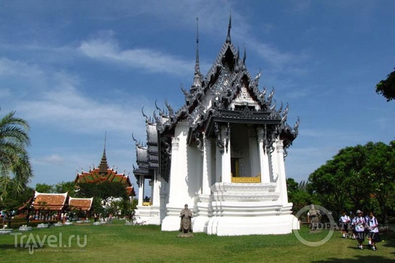 Макет храма в парке Мыанг-Боран, Таиланд / Фото из Таиланда