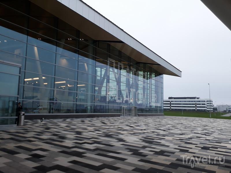 В Ростове-на-Дону открывается новый аэропорт / Россия