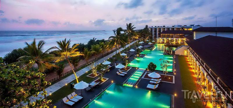 Райский отдых на Шри-Ланке / Шри-Ланка